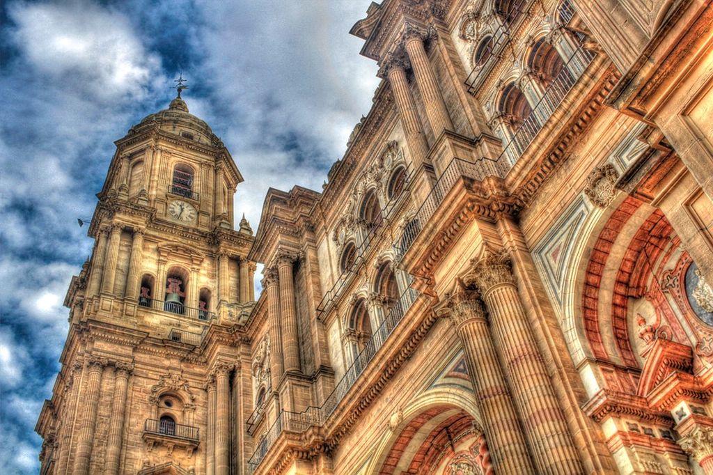 centro storico malaga